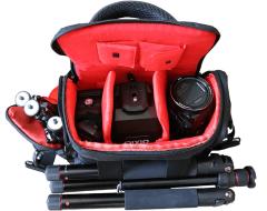 Transport bag for PIXIO and PIXEM robots