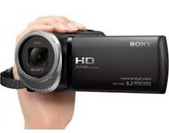 Sony camera CX450