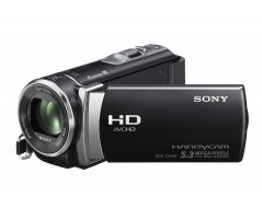 Caméra SONY HDR-CX450