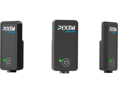 Kit of 3 beacons (No. 1, 2 and 3) for PIXEM robot