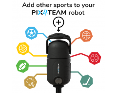 software upgrade to add a sport capability to your PIX4TEAM robot.