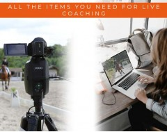 The pack includes a complet PIXIO robot plus all items you need for live coaching