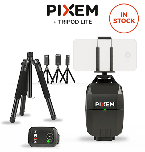 PACK PIXEM + tripod pre-order offer