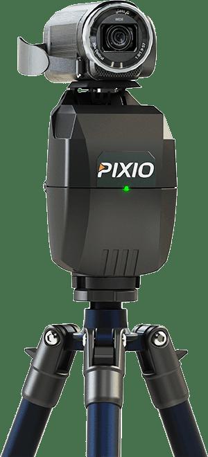 les robots caméramen en intérieur et en extérieur PIXIO