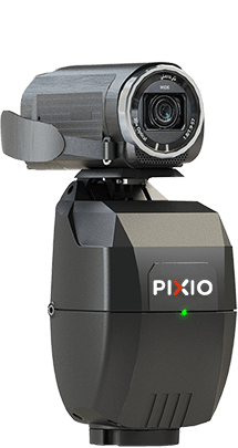 PIXIO the robot cameraman for third party camera