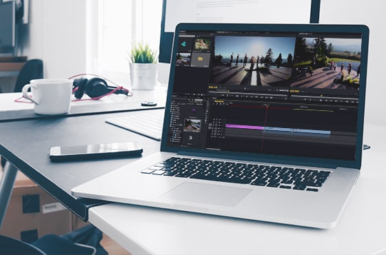 Edit your videos with any software