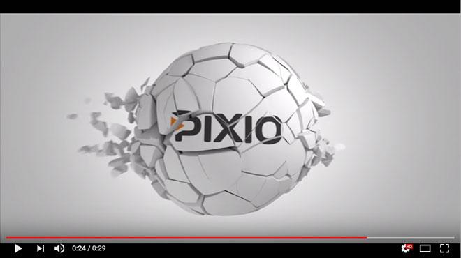 PIXIO robot cameraman video