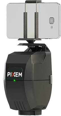 PIXEM the auto-follow camera for smartphone & tablet