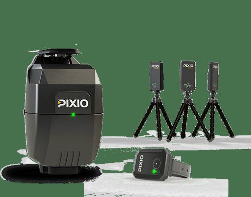 Pixio robot cameraman automatic tripod