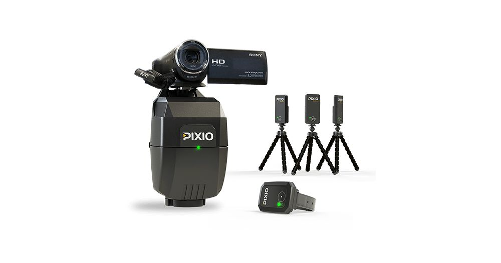 PIXIO and PIXEM: Your Personal Auto-Follow Cameras